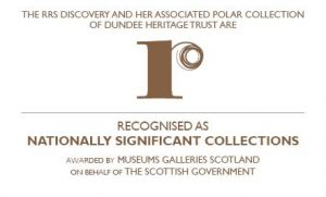 RSS Discovery recognised as Nationally Significant Collections