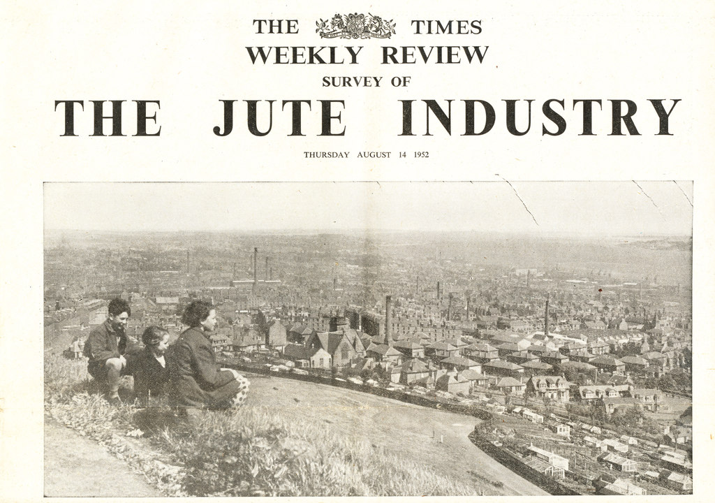 jute industry in india What are the geographical factors affecting location of the wool industry and jute industry the reasons behind rise and fall of britain's wool industry.
