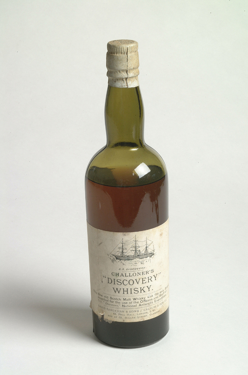Challoner\'s Discovery whisky DUNIH 427