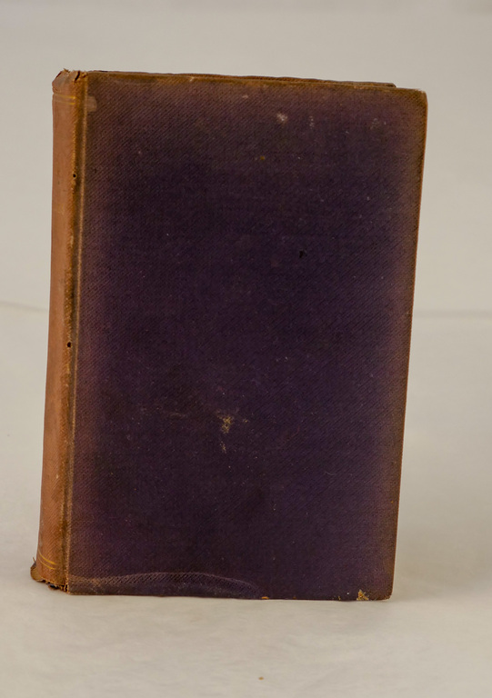 'Essays and Tales' - Book part of Discovery 1901-1904 library DUNIH 2018.24.1