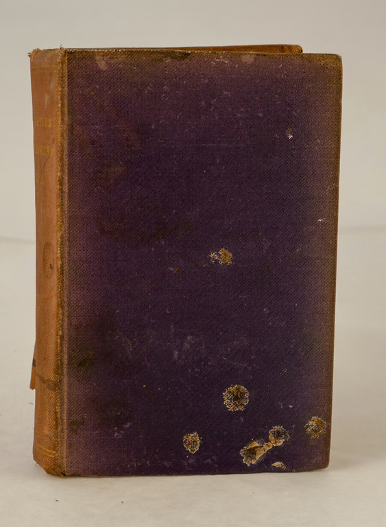 'Eastern Counties' - Book part of Discovery 1901-1904 library DUNIH 2018.24.2