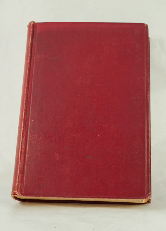 'Poems of Thomas Hood Vol I'- Book part of Discovery 1901-1904  DUNIH 2018.24.9