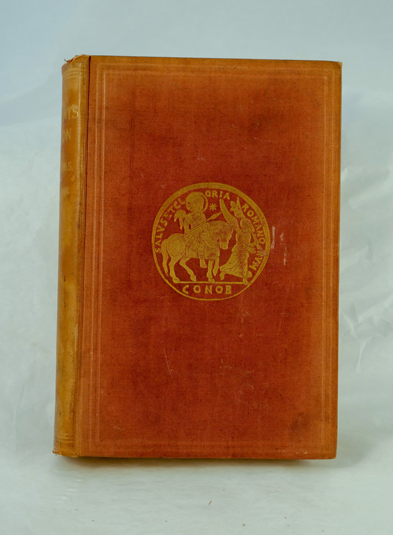 'The Student's Gibson (A History of the Decline and Fall of the Roman Empire): Part I' - Book part of Discovery 1901-1904 library DUNIH 2018.24.13