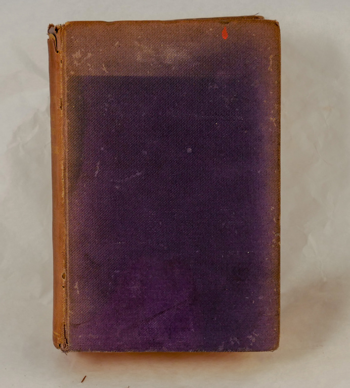 'Papers from Steeles Tatler'- Book part of Discovery 1901-1904 library DUNIH 2018.24.22
