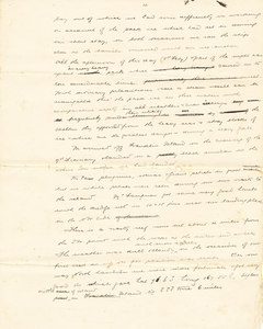 Image of Copy extracts of Colbeck's diary sent to Sir C. Markham DUNIH 1.020