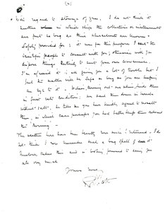 Image of Copy of letter sent to W.Colbeck DUNIH 1.551