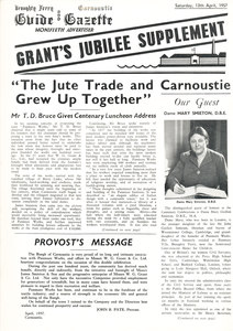 Image of Grants Jubilee Supplement DUNIH 106.26
