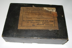 Image of Box of Linen Thread DUNIH 109