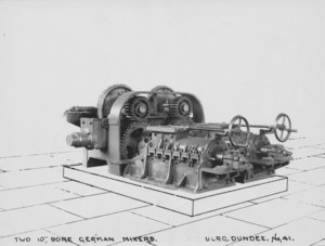 Image of Two German mixers DUNIH 111.12