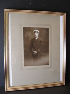 Image of Photograph of Arthur Samuel Diwell in uniform DUNIH 2008.182