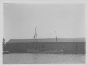Image of Ship at Dundee harbour, Paradox DUNIH 2009.26.7