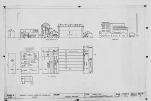 Image of ULRO + FLCB -Technical Drawing DUNIH 2009.31.131