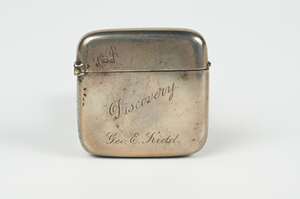 Image of Silver Vesta box DUNIH 300