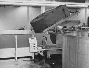 Image of Bleachworks machinery DUNIH 353.9