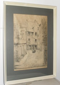Image of St. Clement's  Lane, High Street, Dundee. DUNIH 553