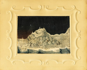 Image of Snow Cottages of the Boothians, 1829 ROY.9