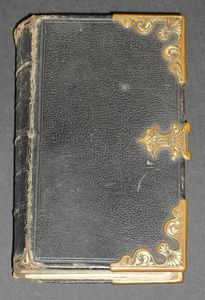 Image of The Holy Bible given to a 12 year old C.G.L Phillips DUNIH 454.3