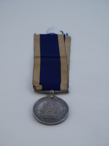 Image of Long Service and Good Conduct Medal presented to Frank Plumley DUNIH 2016.30.10