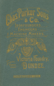 Image of Brochure related to Charles Parker, Sons & Co. Ltd. DUNIH 194.31