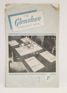 Image of Booklet relating to Glenshee Fabrics DUNIH 2017.19.5