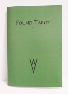 Image of 'Found Tarot' by Rebecca Sharp DUNIH 2017.20