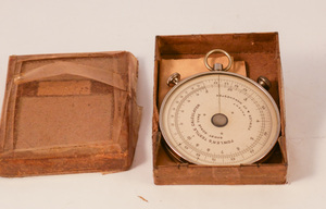 Image of Circular Slide Rule by Fowler and Company DUNIH 2018.3