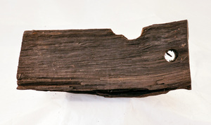 Image of Piece of wood from the 'Discovery' DUNIH 2008.119