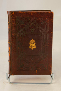 Image of 'Pictorial Art' Book presented to Charles G.L. Phillips DUNIH 2018.17