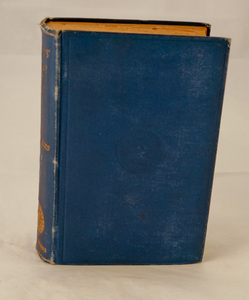 Image of 'Pepy&#39s Diary: Volume I' - Book part of Discovery 1901-1904 library DUNIH 2018.24.4.1