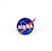 Colour enamel lapel badge, NASA thumbnail DUNIH 2018.7.7