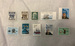 Australian Antarctic Territory stamps- SY Discovery thumbnail DUNIH 2018.27.8