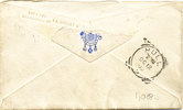 Image of Envelope containing letters sent to Colbeck DUNIH 1.088