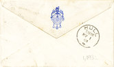 Image of Envelope containing letters to Colbeck DUNIH 1.093