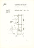 Image of Schweiter Machine Type MS/4/6/MS 8052 Drawing DUNIH 176.4