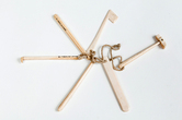 Image of Miniature whaling tools- Axe DUNIH 264.1