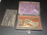Image of Drawing Instruments presented to C.G.L Phillips DUNIH 456