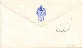 Image of Envelope containing letters sent to William Colbeck DUNIH 1.085