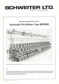 Image of Automatic pirn winder DUNIH 176.13