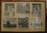 Image of Framed collection of photographs of Scott's 1910-12 expedition. DUNIH 2014.21.1