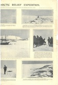 Image of Newspaper cutting showing different images of the Antarctic expedition 1901-4 DUNIH 2016.30.45.8