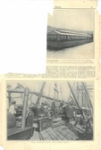 Image of Newspaper cutting showing different images of the Antarctic expedition 1901-4 DUNIH 2016.30.45.15