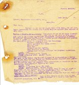 Image of Letter to Hukumchand Jute Mills Ltd., 24th March 1947 DUNIH 2016.11.91