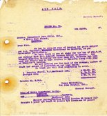 Image of Letter from J. Cargill Ltd. to Hukumchand Jute Mills Ltd., 6th March 1947 DUNIH 2016.11.97