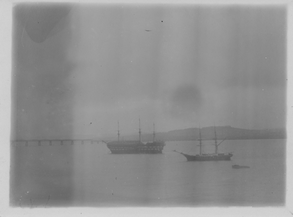 Ships on the Tay, Mars DUNIH 2009.26.20