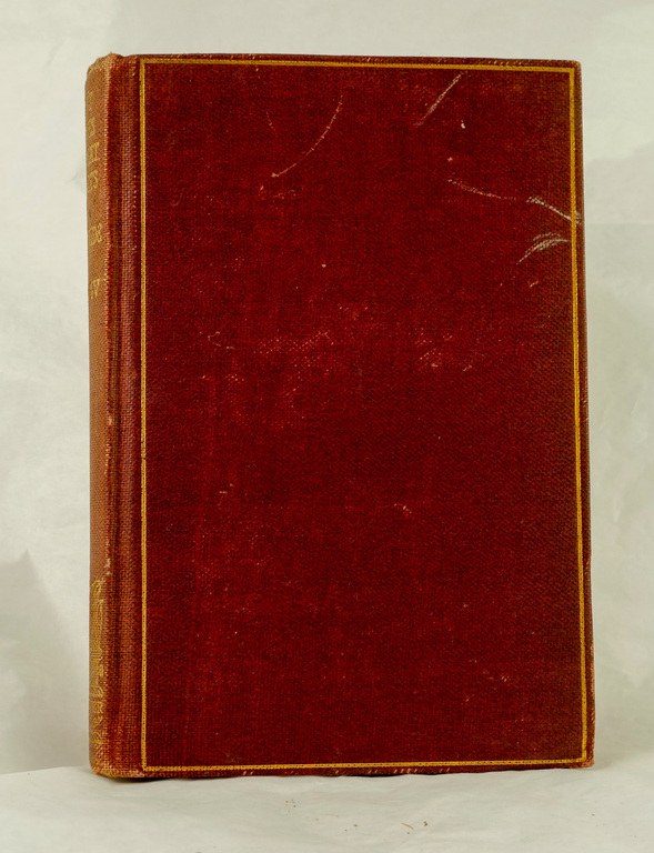 'Short Studies on Great Subjects, Vol IV' - Book part of Discovery 1901-1904 library DUNIH 2018.24.11.4