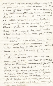 Image of Letter from William Colbeck to Edith Robinson DUNIH 1.011
