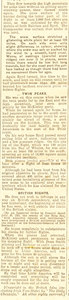 Image of Article re. Byrd's discovery of new land. DUNIH 1.305