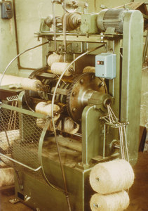 Image of Rope Sole Making Machine DUNIH 103.4