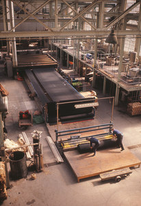 Image of Rubber backing machinery at Tay Carpet Works DUNIH 2006.1.75.19