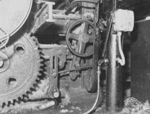 Image of Relating to health and safety at the mills- 727m loom DUNIH 2008.7.3